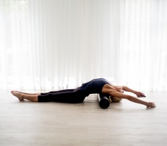 APPI Pilates with the Foam Roller - Online Class
