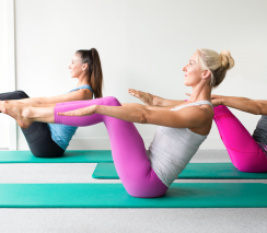 Online Pilates Mat classes