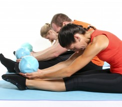 APPI Pilates Flow with the Soft Ball -  Online Class