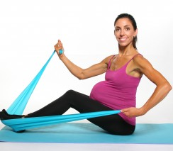 APPI Pilates during pregnancy with the band - Online Class