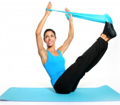 APPI Intermediate Matwork with Balance Pads and Theraband - Online Class