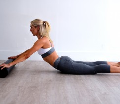 APPI Pilates on the Foam Roller - Online Class