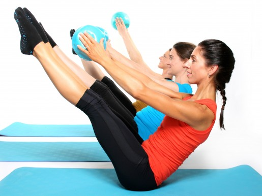 APPI Pilates  - All the Small Balls - Online