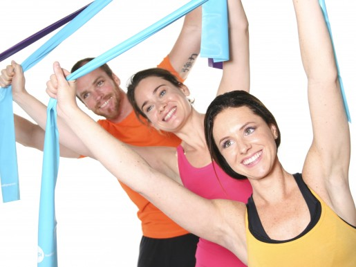 APPI Full Body Theraband Workout - Online Class