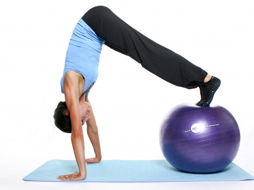 APPI Intermediate/Advanced Pilates with the Swiss Ball - Online Class