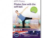 APPI Pilates flow with the soft ball DVD