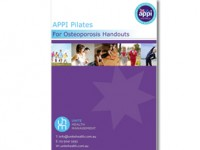 APPI Pilates for Osteoporosis Handouts