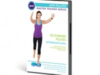 APPI Standing Pilates DVD - Intermediate