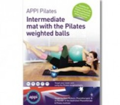 Online DVD: Intermediate Pilates mat class with weighted balls