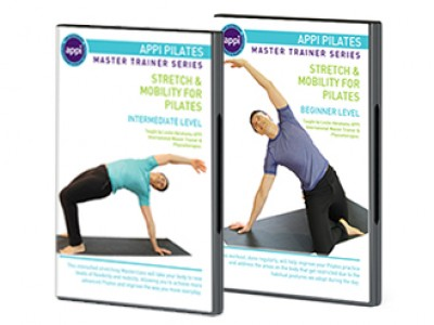 APPI Stretch & Mobility for Pilates DVD Pack