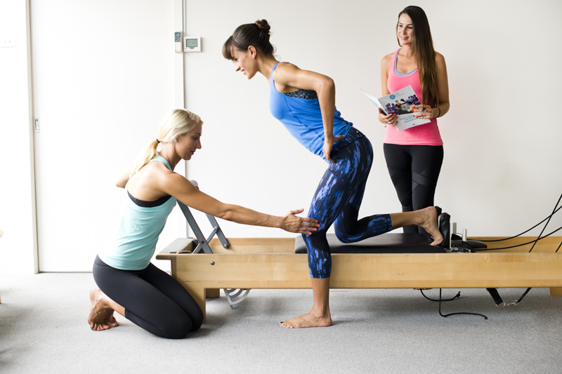 APPI Equipment Pilates Certification