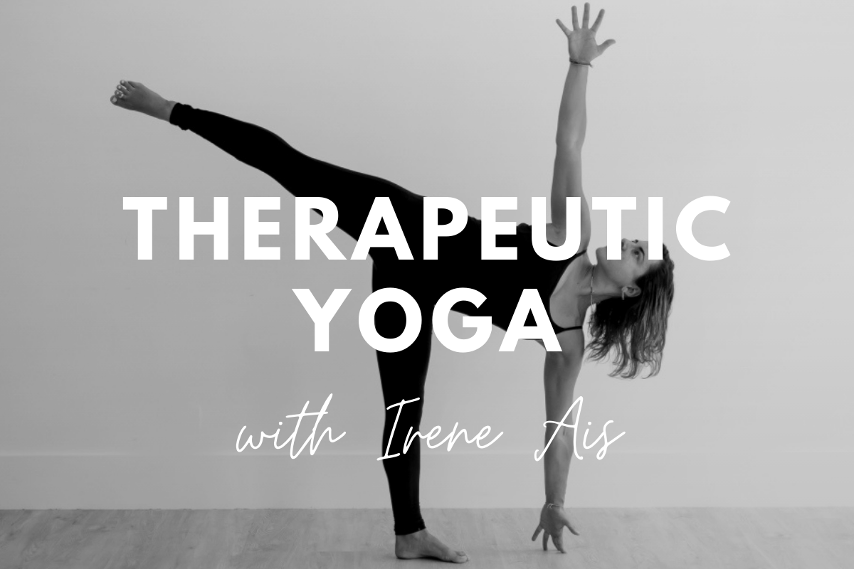 TherapeuticYogaGuru, Irene Ais shares why she's believes Yoga is for EVERYbody