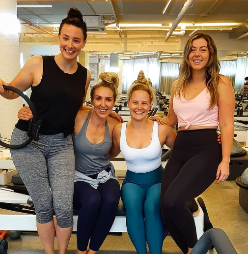What to expect in your first Reformer Pilates class