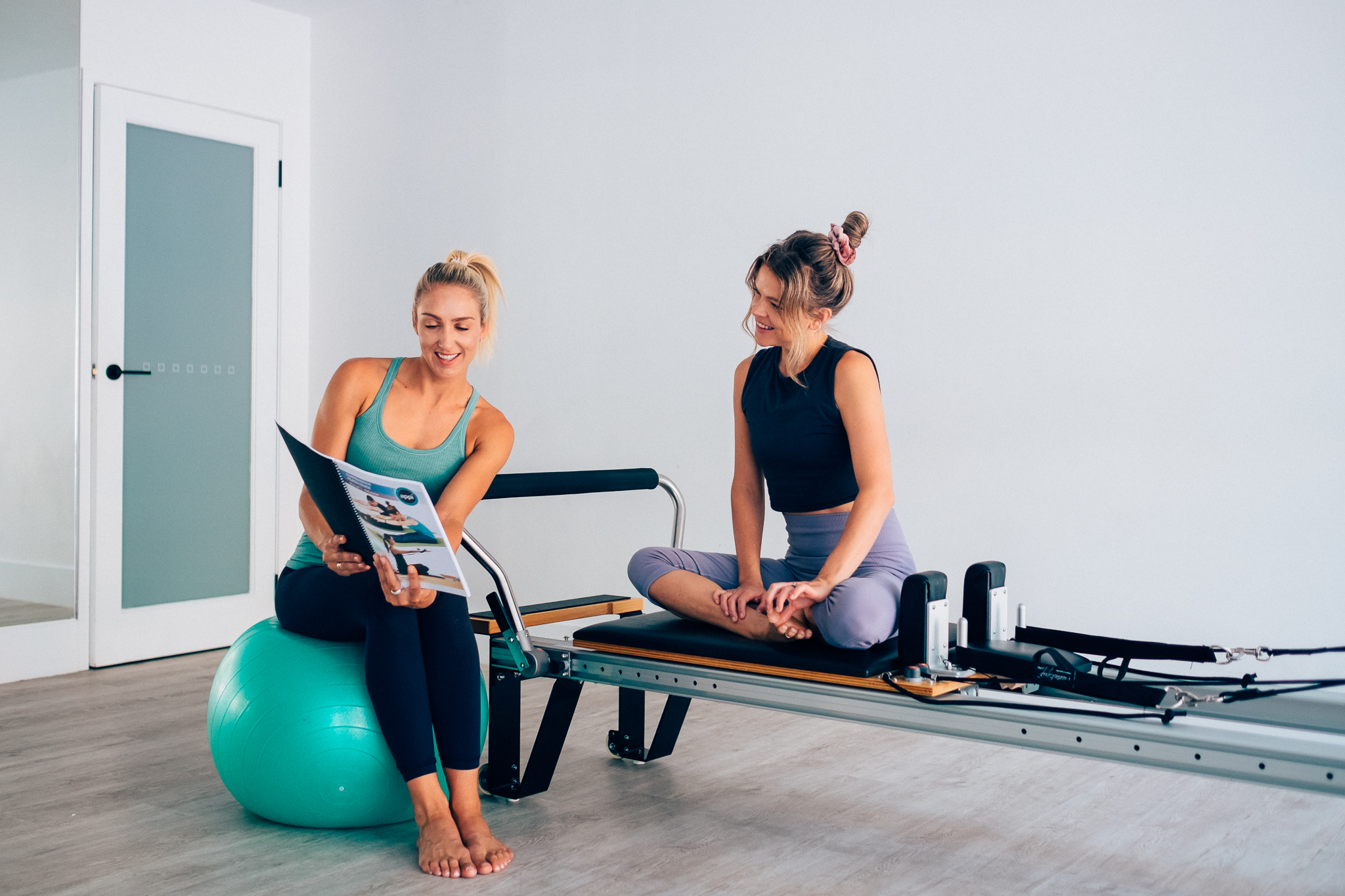 Foot Series from APPI Pilates Equipment Level 1