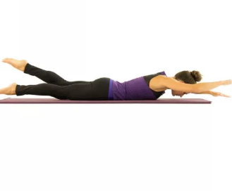 Swimmer - APPI Pilates exercise of the week