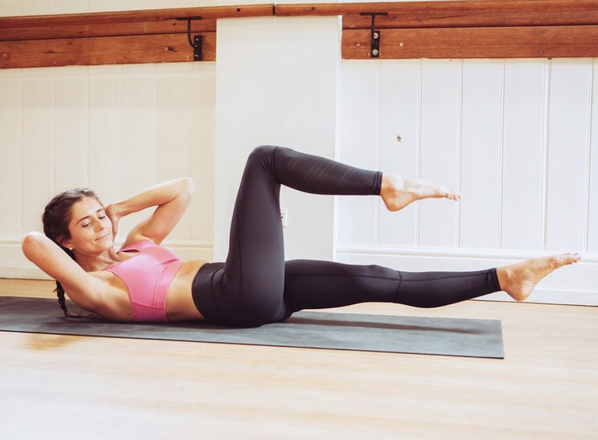 Top 3 APPI Pilates centering exercises and why they shouldn't be overlooked!