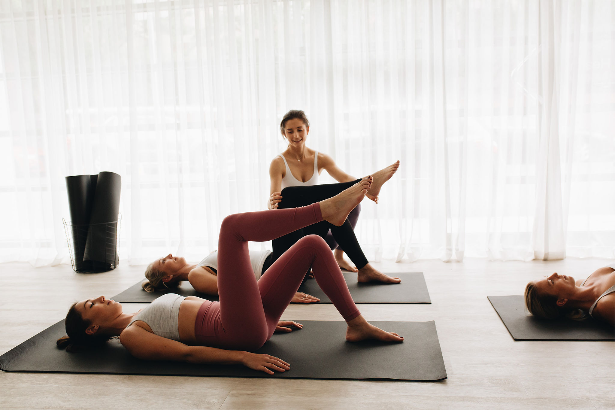 Unite Health chats to KX Pilates National Training Manager