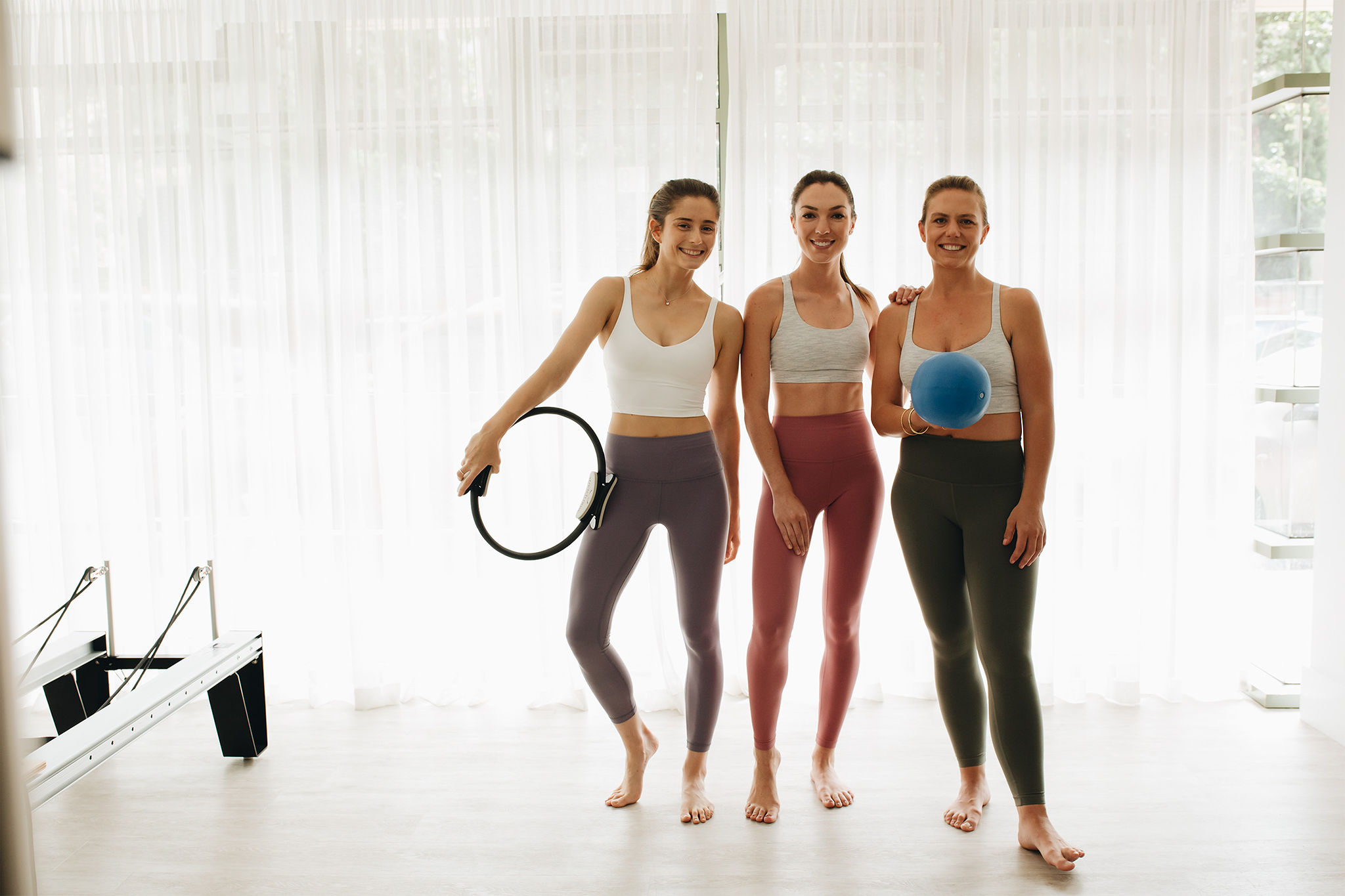 """Embracing the """"new' normal for Pilates"""