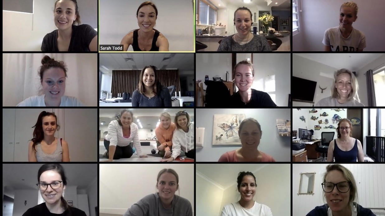 Unite Health's online zoom training - why our graduates are so happy
