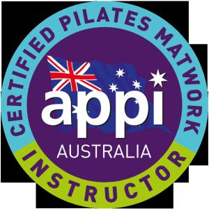 APPI Certified Matwork Instructor Australia