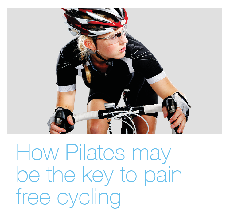 Pilates for Cyclists. How Pilates may be the key to pain ...