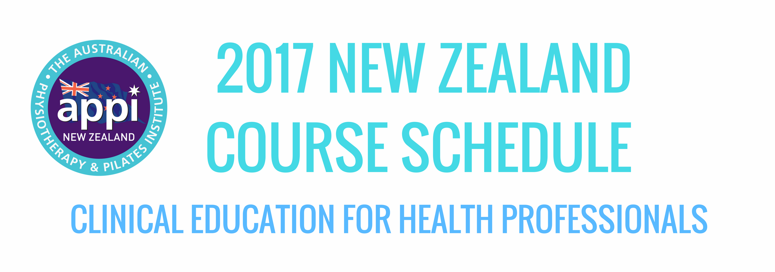 APPI New Zealand Courses